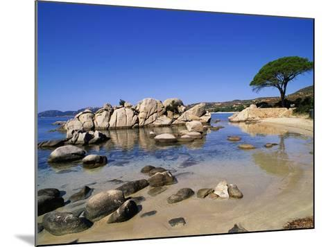 Palombaggia Beach-Christophe Boisvieux-Mounted Photographic Print
