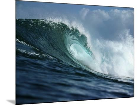 Ocean Wave-Rick Doyle-Mounted Photographic Print
