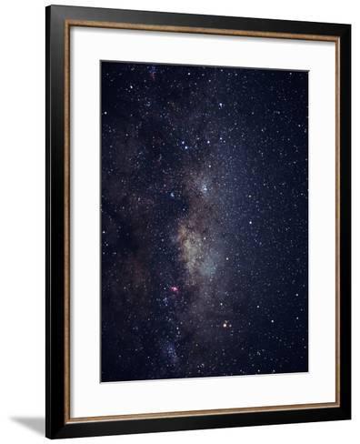 Center of Milky Way in Sagittarius-Roger Ressmeyer-Framed Art Print