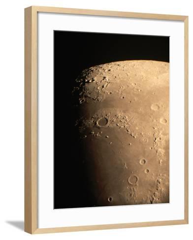 Mare Imbrium-Roger Ressmeyer-Framed Art Print