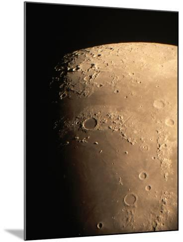 Mare Imbrium-Roger Ressmeyer-Mounted Photographic Print