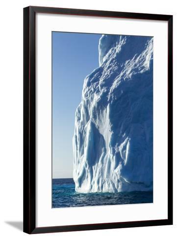 Iceberg, South Shetland Islands, Antarctica-Paul Souders-Framed Art Print
