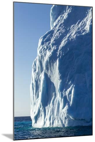 Iceberg, South Shetland Islands, Antarctica-Paul Souders-Mounted Photographic Print