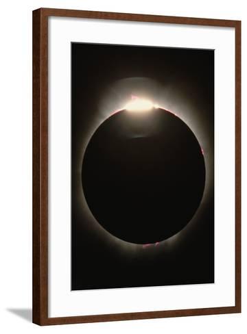 Diamond Ring Effect-Roger Ressmeyer-Framed Art Print