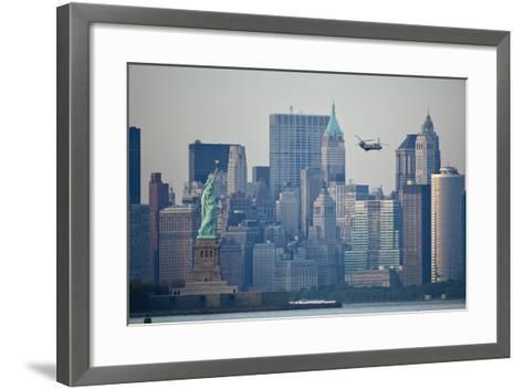 Statue of Liberty, New York City-Paul Souders-Framed Art Print