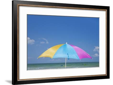 Treasure Island Beach, St. Petersburg, Florida-Paul Souders-Framed Art Print