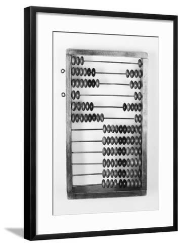 Wooden Abacus-Philip Gendreau-Framed Art Print
