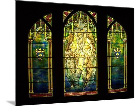 Tiffany Stained Glass Window--Mounted Photographic Print