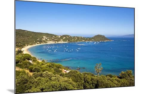 Campomoro Bay on Corsica-Massimo Borchi-Mounted Photographic Print