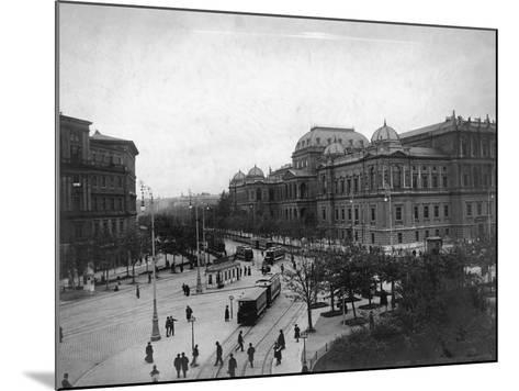 University in Vienna--Mounted Photographic Print