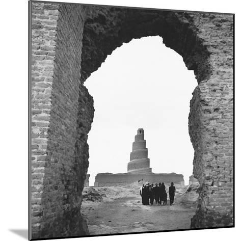 Replica Tower of Babel--Mounted Photographic Print
