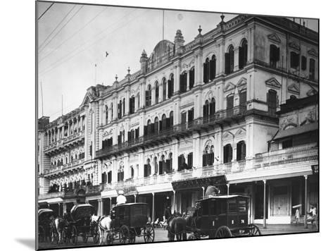The Grand Hotel--Mounted Photographic Print