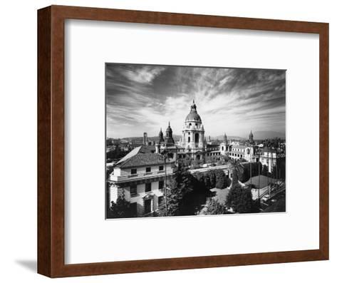 Pasadena City Hall--Framed Art Print