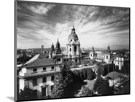 Pasadena City Hall--Mounted Photographic Print