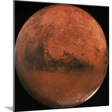 Mars--Mounted Photographic Print