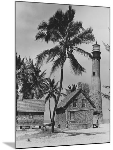 Lighthouse Museum in Key West--Mounted Photographic Print