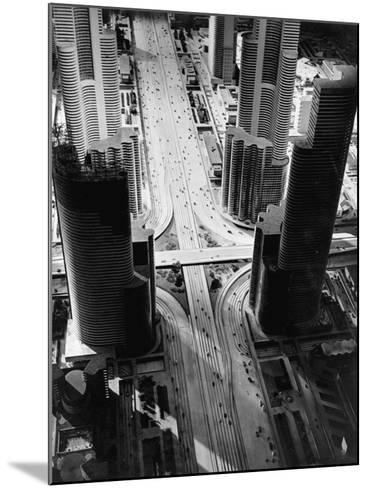 Futurama City of 1960--Mounted Photographic Print