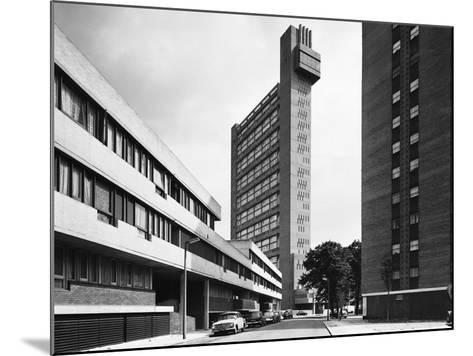 Trellick Tower in London--Mounted Photographic Print