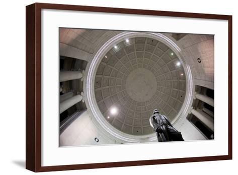 Jefferson Memorial, Washington, DC-Paul Souders-Framed Art Print