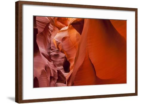 Lower Antelope Canyon-Paul Souders-Framed Art Print