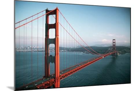 Golden Gate Bridge-Roger Ressmeyer-Mounted Photographic Print