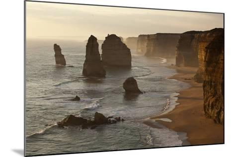 Twelve Apostles Sea Stacks in Australia-Paul Souders-Mounted Photographic Print