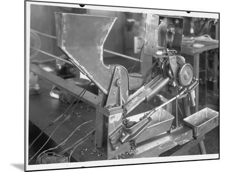 Coffee Bean Sorting Machine--Mounted Photographic Print