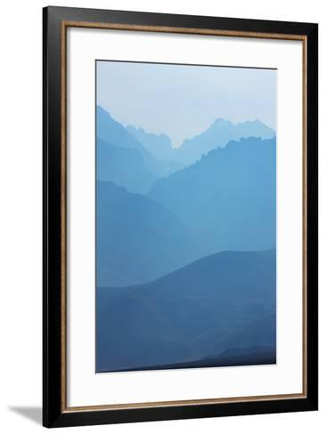 Sierra Nevada Mountains, California--Framed Art Print