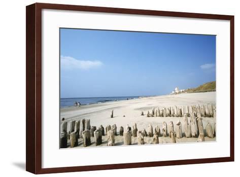 Sylt Beach-Hans Georg Roth-Framed Art Print