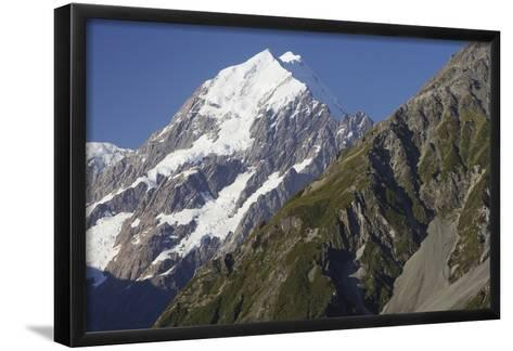 Mount Cook and Southern Alps--Framed Art Print