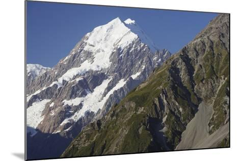 Mount Cook and Southern Alps--Mounted Photographic Print