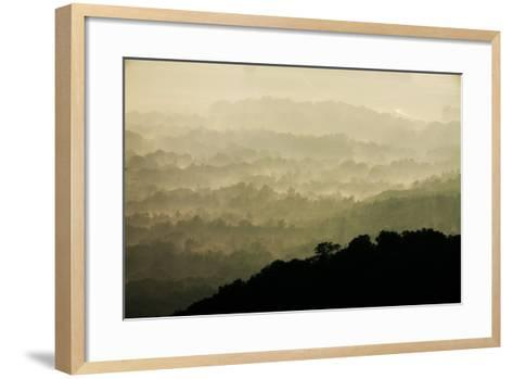 Skyline Drive, Shenandoah National Park, Virginia--Framed Art Print