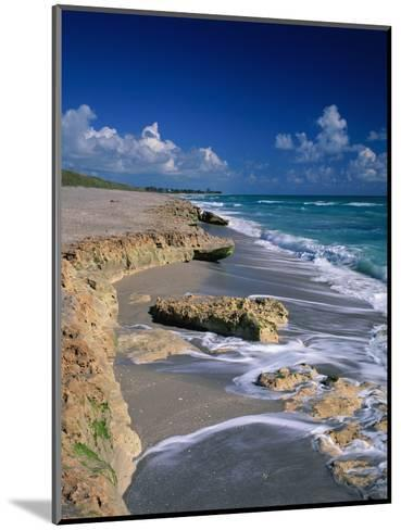 Beach on Jupiter Island-James Randklev-Mounted Photographic Print