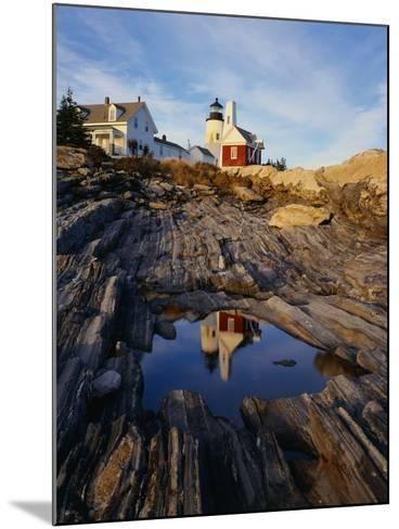 Pemaquid Lighthouse-James Randklev-Mounted Photographic Print