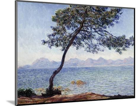 Antibes by Claude Monet, 1888--Mounted Photographic Print