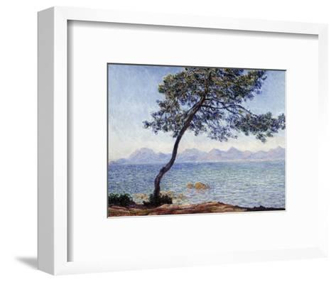 Antibes by Claude Monet, 1888--Framed Art Print