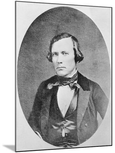 Kit Carson--Mounted Photographic Print