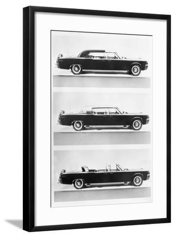 New Presidential Continental--Framed Art Print