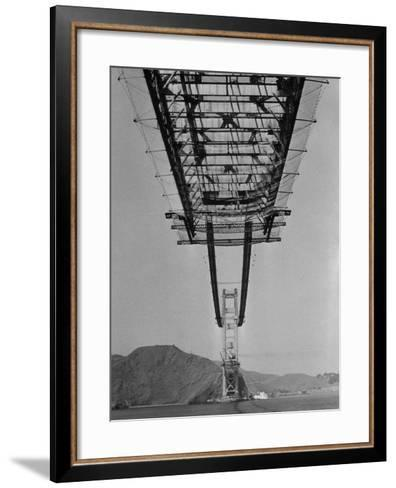 Safety Nets Protect Workers--Framed Art Print