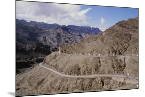 Khyber Pass-Pat Benic-Mounted Photographic Print