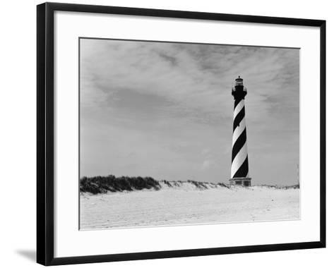 Cape Hatteras Lighthouse-GE Kidder Smith-Framed Art Print