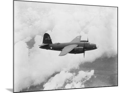 Martin B-26 Bomber--Mounted Photographic Print