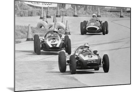View of the Sebring 5-2 Mile Race--Mounted Photographic Print