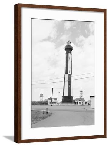Cape Henry Lighthouse-Philip Gendreau-Framed Art Print