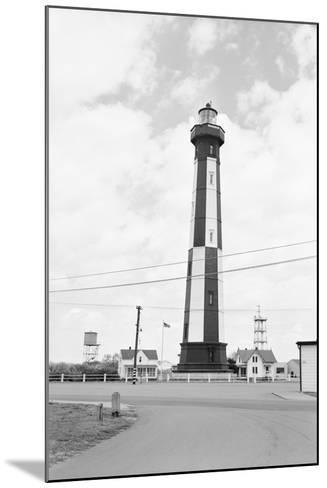 Cape Henry Lighthouse-Philip Gendreau-Mounted Photographic Print
