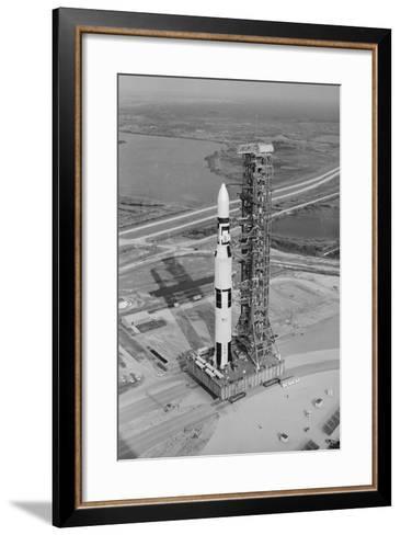 Skylab Orbital Workshop--Framed Art Print