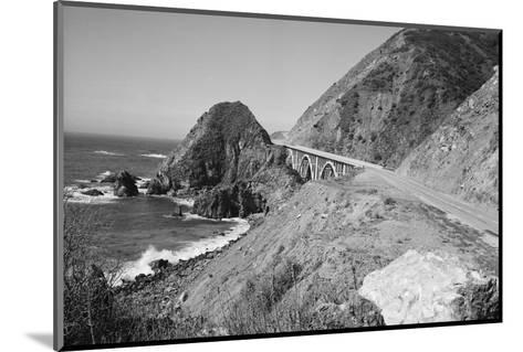 California Highway 1-Philip Gendreau-Mounted Photographic Print