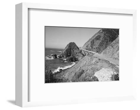 California Highway 1-Philip Gendreau-Framed Art Print
