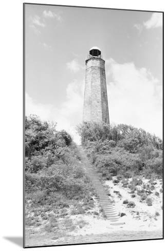 Old Cape Henry Lighthouse-Philip Gendreau-Mounted Photographic Print