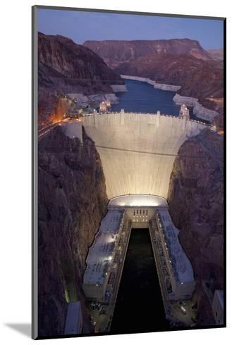 Hoover Dam, near Boulder City and Las Vegas, Nevada-Joseph Sohm-Mounted Photographic Print